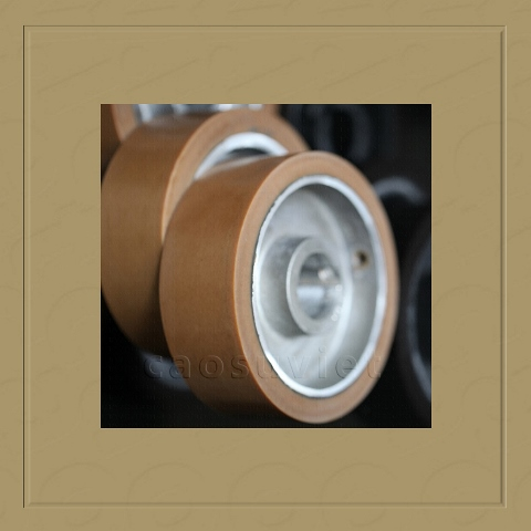 Feeder wheel for wooden industry