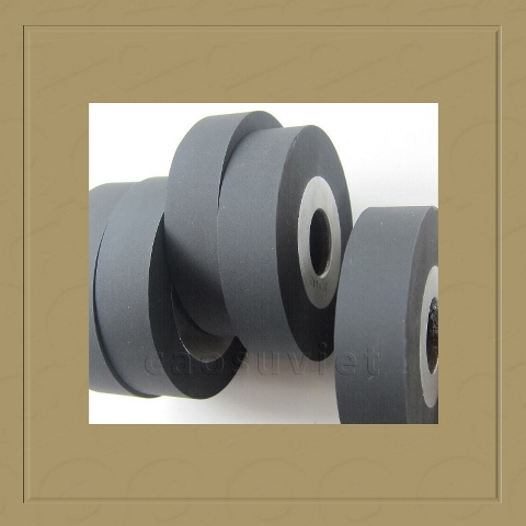 Metal wheels for woodworking machinery
