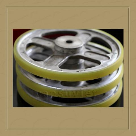 Bánh đà máy cắt vòng